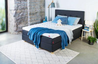 Sleepwell madratsid voodid kontinentaalvoodid BLUE Voodike.ee