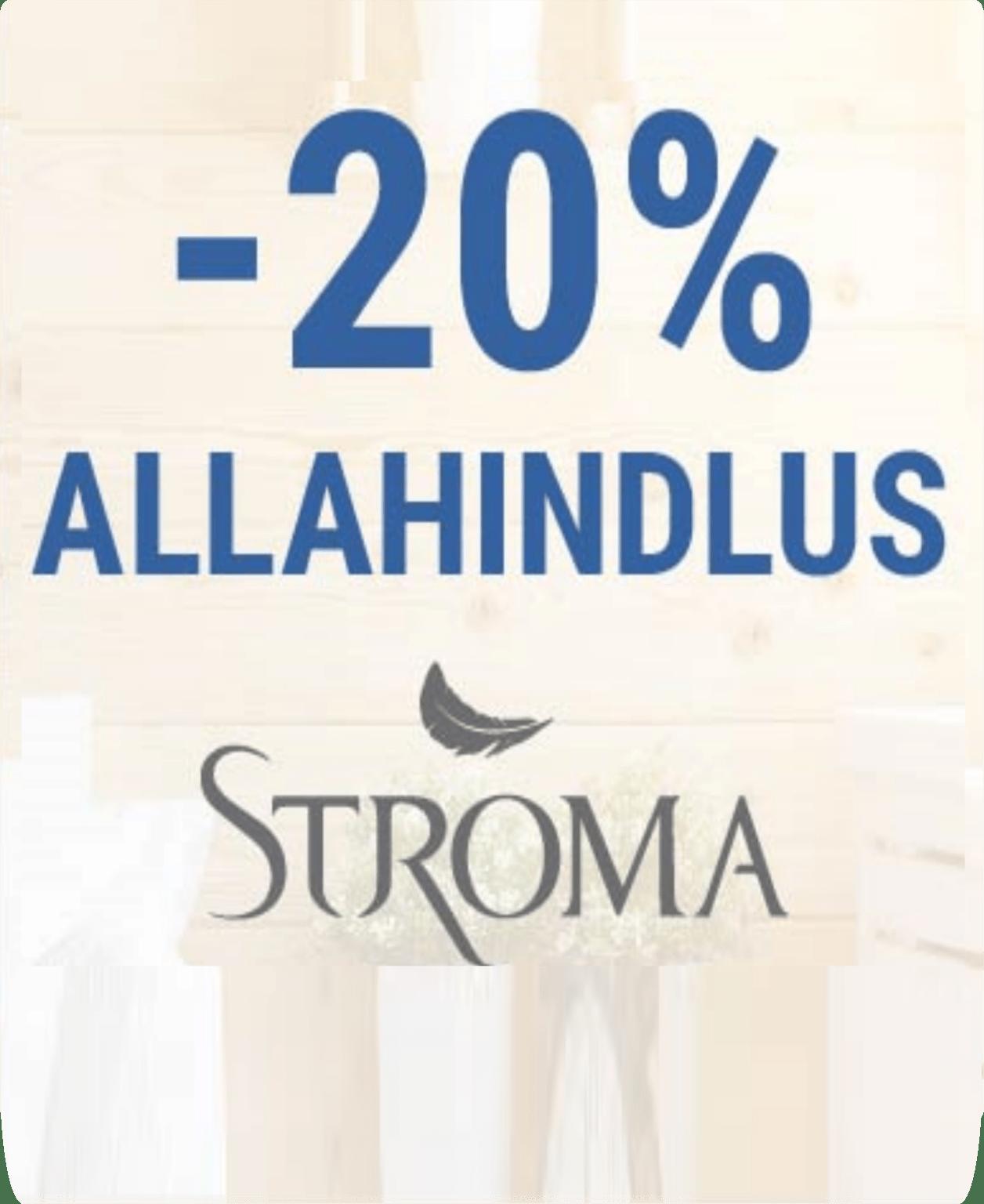 Stroma madratsid Sleepwell Voodike