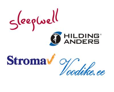 madratsid voodid madrats voodi kontinetaalvoodid kontinentaalvoodi Sleepwell Hypnos Hilding Stroma
